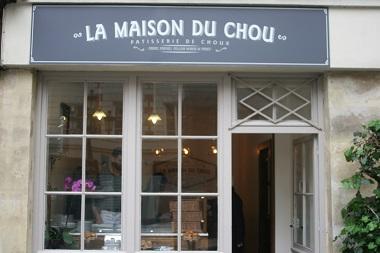 Paris monchoumonchou - La maison du chou ...